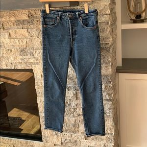 & Denim from HM Vintage Slim Fit Jeans